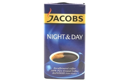 JACOBS DECAF COFFEE DAY&NIGHT 200GR