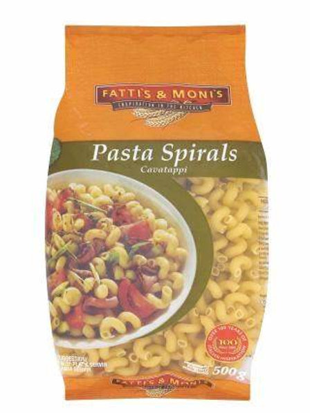 FATTI'S&MONI'S SPIRALS 500GR