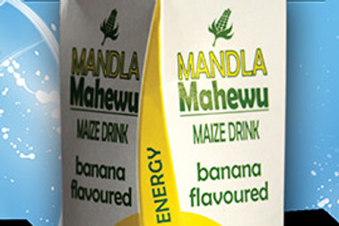 MANDLA MAHEWU BANANA 1L