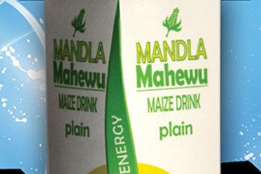 MANDLA MAHEWU PLAIN 1L