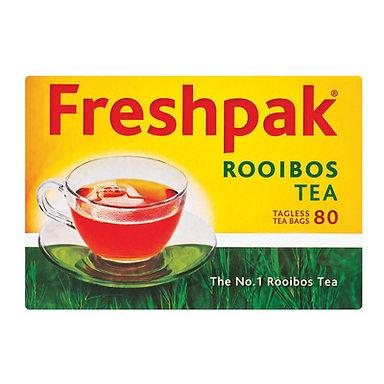 FRESHPAK ROOIBOS TEABAGS 80EA