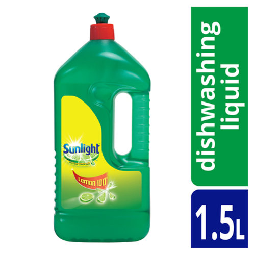 SUNLIGHT DISHWASHING LIQUID 1.5L