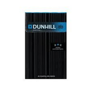 DUNHILL SWITCH BLACK 20EA