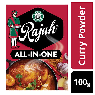 RAJAH C POWD ALL-IN-ONE 100GR