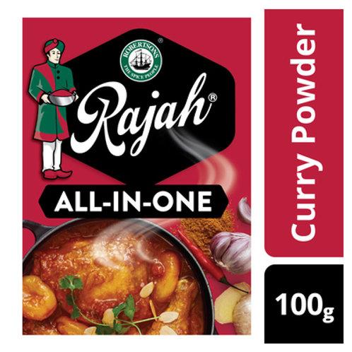 RAJAH C POWD ALL-IN-ONE 100GR
