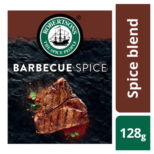 ROBERTSONS BARBEQUE SPICE REFILL 128GR