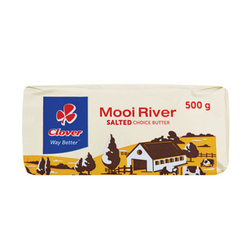 MOOIRIVER BUTTER CHOICE 500GR