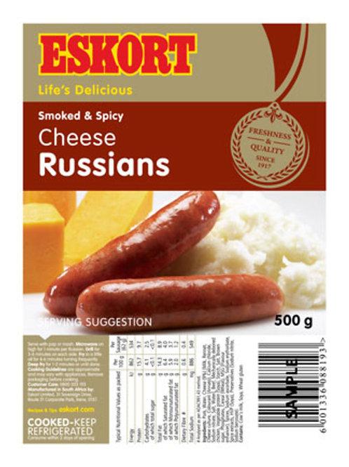 ESKORT CHEESE RUSSIAN 500GR