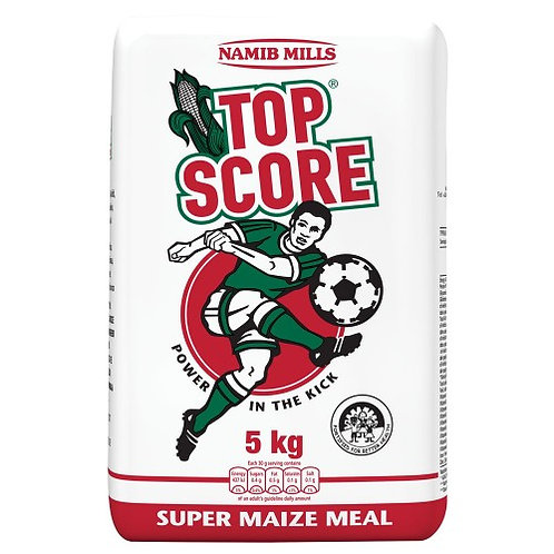 TOP SCORE SUPER MAIZE POLY BAG 5KG
