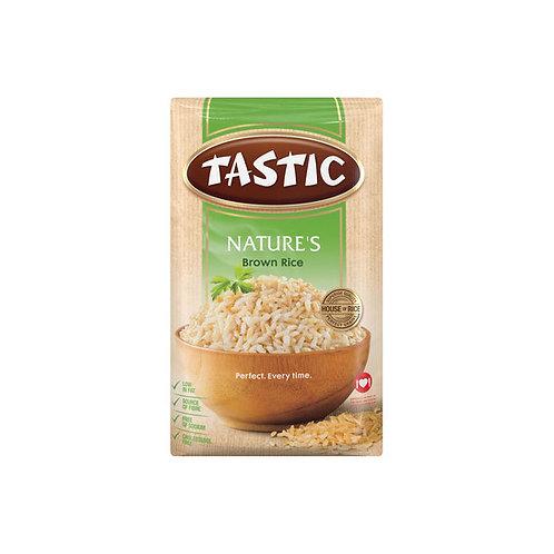 TASTIC NATURES BROWN RICE 2KG