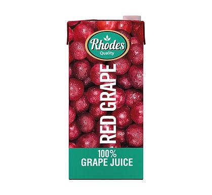 RHODES 100% RED GRAPE FRT JUICE BLEND 1L
