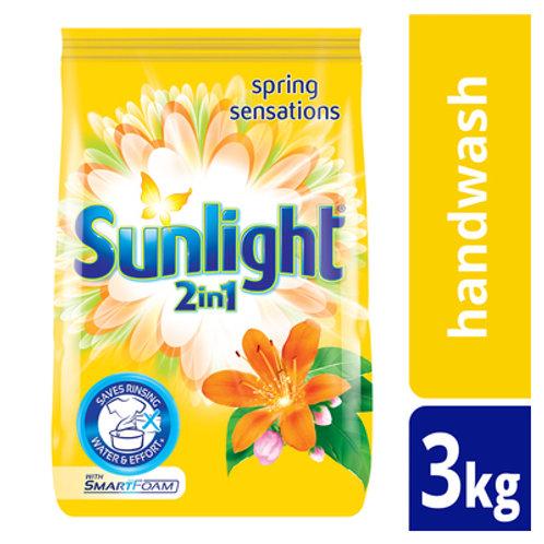 SUNLIGHT REG W POWDER FLEXI 3KG