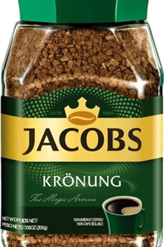 JACOBS COFFEE KRONUNG INSTANT 200GR