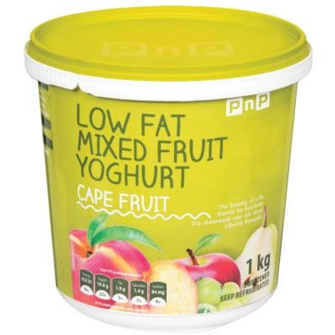PNP L/F CAPE FRUIT YOGHURT 1KG