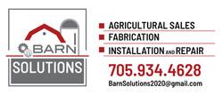 Barn Solution Logo Design