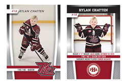 Hockey Card Design