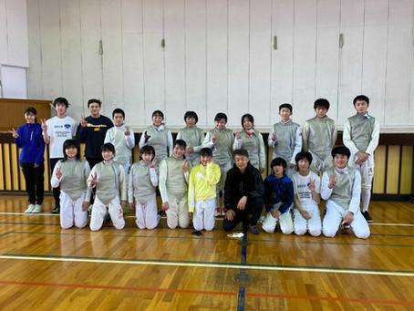 長野県にて強化練習会を実施