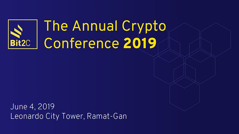 The Annual Crypto  Conference 2019