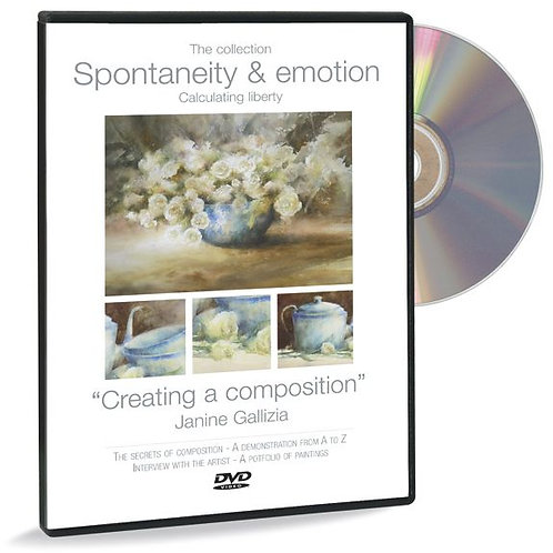 Janine Gallizia, Creating a composition - DVD