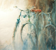 David's bike