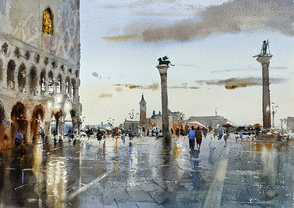 Venetian twilight_Iocco MassimilianoRM.j