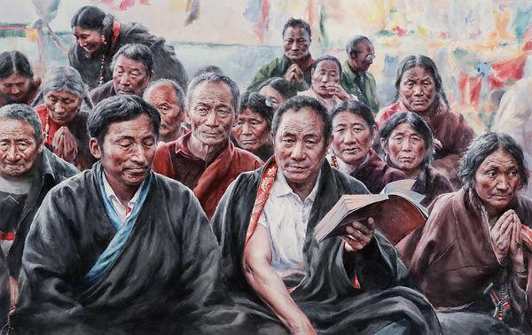 Richard Tiejun Chao TheBeautyOf FaithRM.