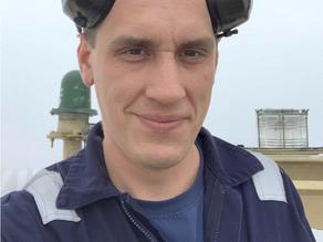Chief Engineer Sergiy