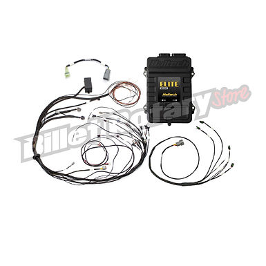 Haltech Elite 1000 + Mazda 13B S4/5 CAS with IGN-1A Ignition Terminated Harness