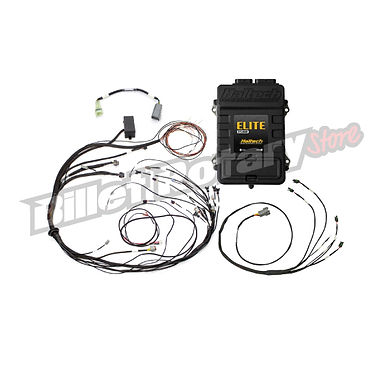 Haltech Elite 1500 + Mazda 13B S4/5 CAS with IGN-1A Ignition Terminated Harness