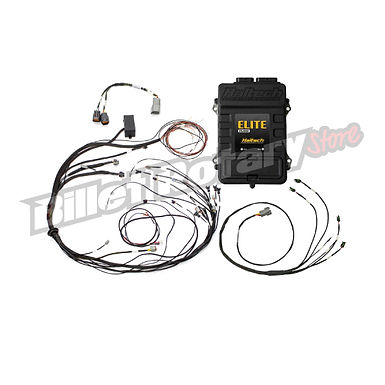 Haltech Elite 1500 + Mazda 13B S6-8 CAS with IGN-1A Ignition Terminated Harness