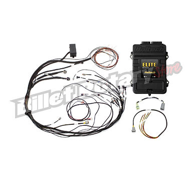HaltechElite 1000 + Mazda 13B S4/5 CAS with Flying Lead Ignition Terminated Har