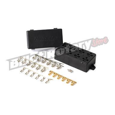 Haltech6 Circuit Haltech Fuse Box with Lid