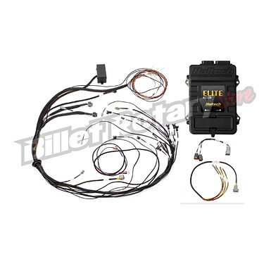 Haltech Elite 1000 + Mazda 13B S6-8 CAS with Flying Lead Ignition Terminated Har