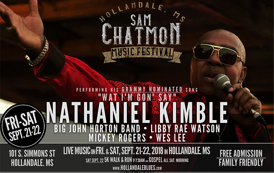 2018- SAM CHATMON POSTER- KIMBLE - web.p
