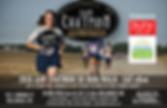 2018- SAM CHATMON 5K POSTER- 11X17- RUNN