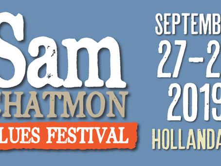 Sam Chatmon Blues Festival in Hollandale, MS Sept. 27-28, 2019