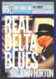 Hollandale Blues Delta Blues Big John Horton First Friday Jam August 05 2016