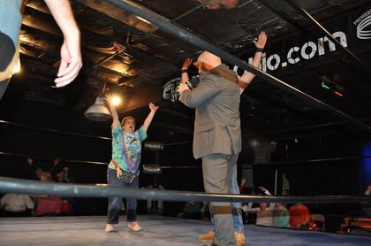 ADS Trip to Lancaster Wrestling