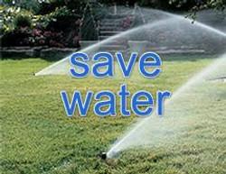 Save Water & Money!