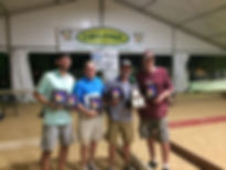 2019 Pallino Challenge Winners(4 4 Bocce