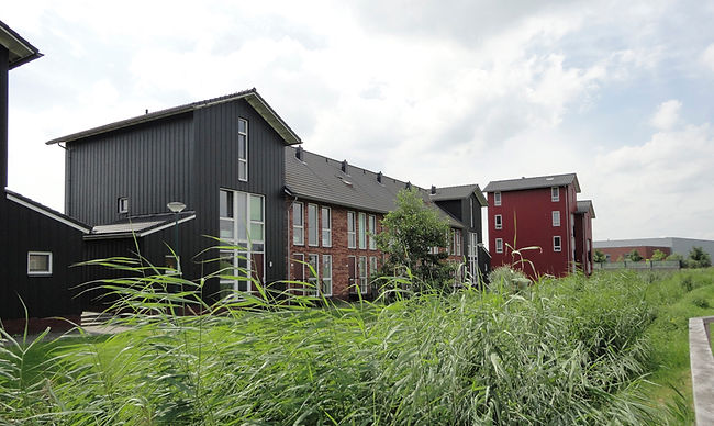 Houten de Waters nieuwbouw woningen Ontwikkelingsverband Houten CV