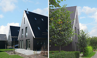 Moderne schuurwoning NCB Projectrealisatie