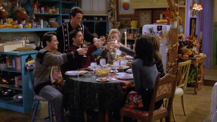 The One Where We Rank All the F.R.I.E.N.D.S Thanksgiving Episodes