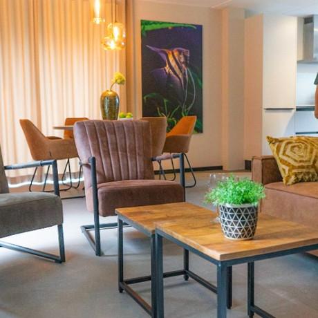 Luxe Villa Landal Stroombroek