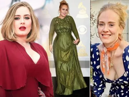 Adele's Weight Loss On A Plant-Based/Plant-Slanted Diet Called The Sirtfood Diet