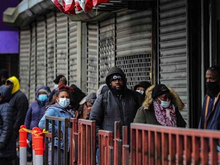 Vida e morte na cidade: Segregação e exclusão na era da pandemia