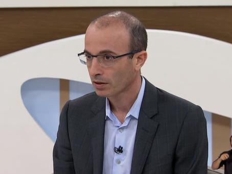 'Guru' dos nossos tempos, Yuval Harari aponta os cenários pós-pandemia