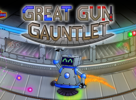 Great Gun Gauntlet Media Pack