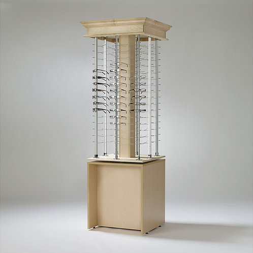 8-Rod Rotating Tower