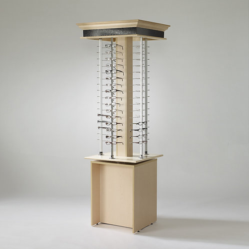 4-Rod Rotating Tower